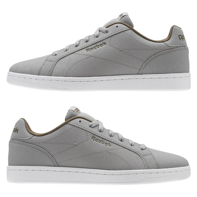 Men Royal Complete CLN Lifestyle Sneakers, Tin Grey/Terrain Grey/White