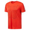 Graphic Short Sleeve T-Shirt, Carotene S17-R