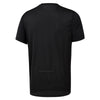 Men Run Shortsleeve Activechill Tee, Black