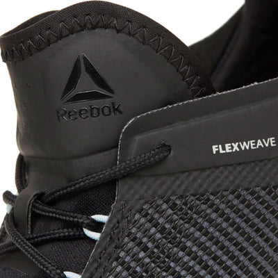 Women Fast Flexweave Running Shoes, Black/Dreamy Blue/White/Stark