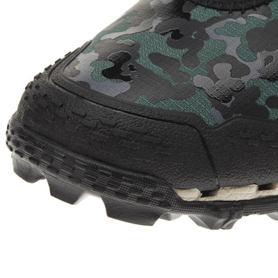 Men All Terrain Super 3.0 Stealth Running Shoe, Camo-Black/Alloy/Chalk Green/Parchment