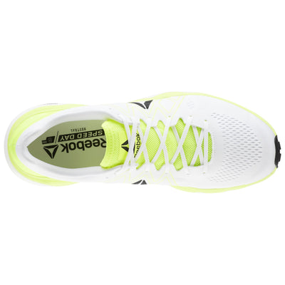 Men Floatride Run Fast Running Shoe, Solar Yellow/White/Black