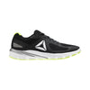 Men OSR Harmony Road 2 Running Shoes, Black/White/Pewter/Solar Yellow