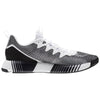 Men Fusion Flexweave Running Shoes, White/Skull Grey/Black
