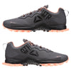 Singapore Reebok Women All Terrain Craze Running Shoes, Ash Grey/Digital Pink/Black