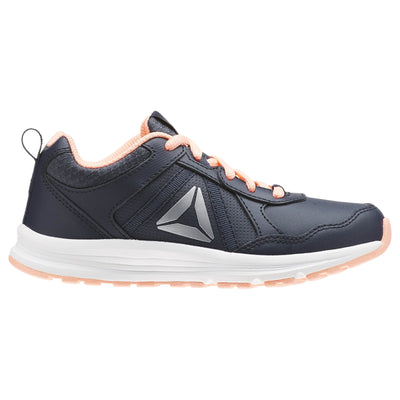 Boys Almotio 4.0 Running Shoe, Navy