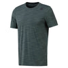 Men Workout Activchill Top, Chalk Green