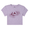 Women Train Tee Plus, Lilac