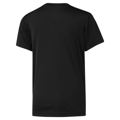 Men Workout Tee, Black