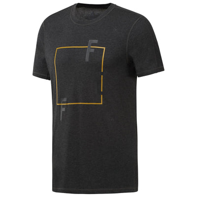 Men Crossfit Move Tee, Black