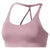 Women Workout Triangle Back Sports Bra, Infused Lilac