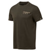 Men Crossfit Mess You Up Tee, Dark Cypress