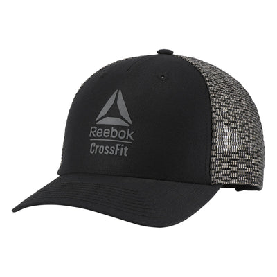 Crossfit Lifestyle Cap, Black