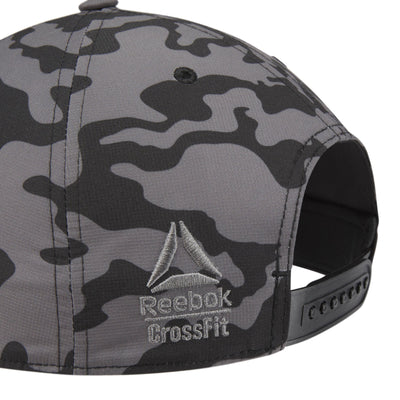 Crossfit Baseball Cap, Black