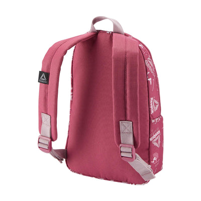 Small Graphic Backpack, Twisted Berry F18-R