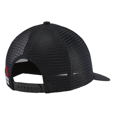 Crossfit Trucker Cap, Black