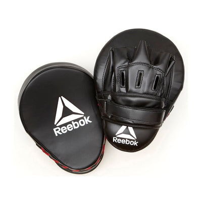 Hook And Jab Pads, Red/Black