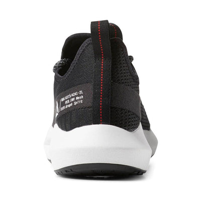 Men's Sole Fury Lifestyle Sneakers, Black/True Grey/White/Primal Red
