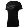 Women UFC Fan Gear Logo Tee