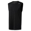 Singapore Reebok T-shirts & Tops Men Workout Ready Activchill Sleeveless Tee