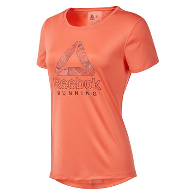 Women Running Essentials Delta Graphic Tee