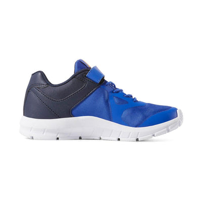 Boys Rush Running Shoes Crushed Cobalt/Collegiate Navy/ Trek Gold