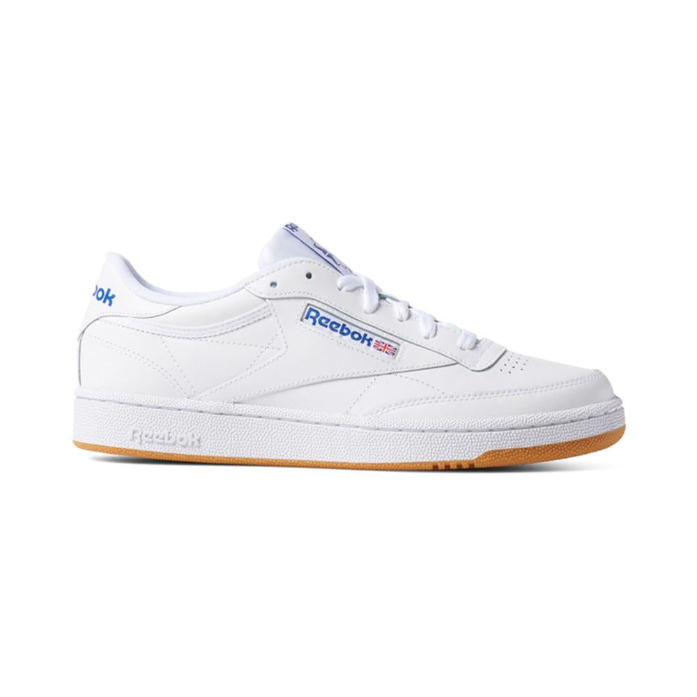 Shop Reebok Men's Classic Leather Sneaker Free Shipping On