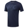 Men UFC Fan Gear Logo Tee