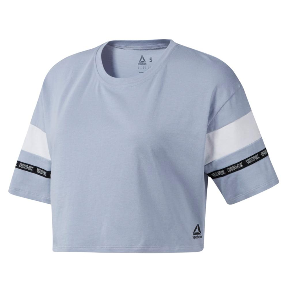 38142afb2d Buy Reebok Women Meet You There Colorblock Tee Online in Singapore ...
