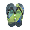 Men R1 Energy Flip-Flops Black/Green