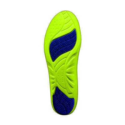 Women Athlete 36-38 Insole, Blue