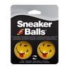 Singapore Sof Sole Wink Tongue Happy Sneaker Ball Air Freshner, Yellow