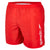 "Singapore Speedo Men Scope 16"" Swim Shorts, Fed Red"