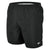 "Singapore Speedo Men Solid Leisure 16"" Swim Shorts, Black"