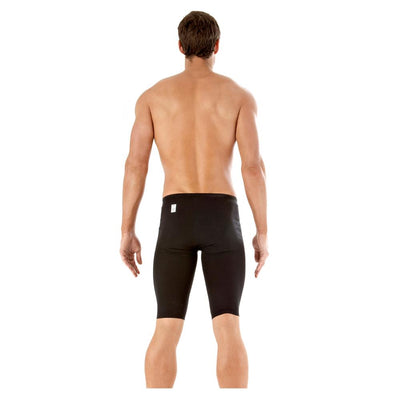 Men Lzr Racer Elite Jammer, Black