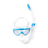 Kids Glide Snorkel Set, Blue