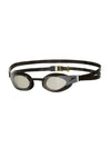 Fastskin Elite Mirror Asia Fit Goggles, Black/Dark Chrome