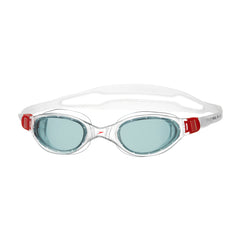 Singapore Speedo Futura Plus Goggles, Red/Smoke