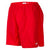 "Men Solid Leisure 16"" Swim Shorts, Fed Red"