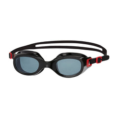 Singapore Speedo Futura Classic Goggles, Lava Red/Smoke