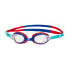Infant Sea Squad Skoogle, Red/Blue