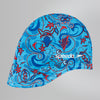 Kids Sea Squad Polyester Cap, Blue