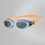 Singapore Speedo Futura Biofuse Flexiseal Triathlon Goggles, Fluo Orange/White/Smoke