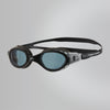 Singapore Speedo Futura Biofuse Flexiseal Goggles, Cool Grey/Black/Smoke