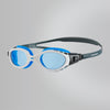 Singapore Speedo Futura Biofuse Flexiseal Goggles, Oxid Grey/White/Blue