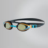 Singapore Speedo Kids Mariner Supreme Mirror Goggles, Oxid Grey/Jaffa/Titanium