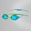 Kids Vengeance Goggles, Lime Punch/Japan Blue