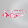 Kids Vengeance Goggles, White/Ecstatic Pink