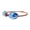 Singapore Speedo Kids Vengeance Mirror Goggles, Orange/Turquoise/Blue Mirror