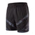 "Men Sport Panel 16"" Watershorts, Black/Oxid Grey"